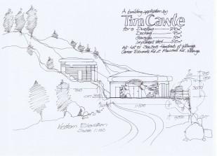 Tim Cawte Building Application